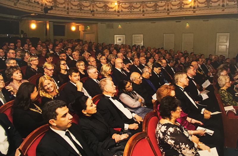 90 Year Celebration of the Consular Corps in Helsinki in 2015.