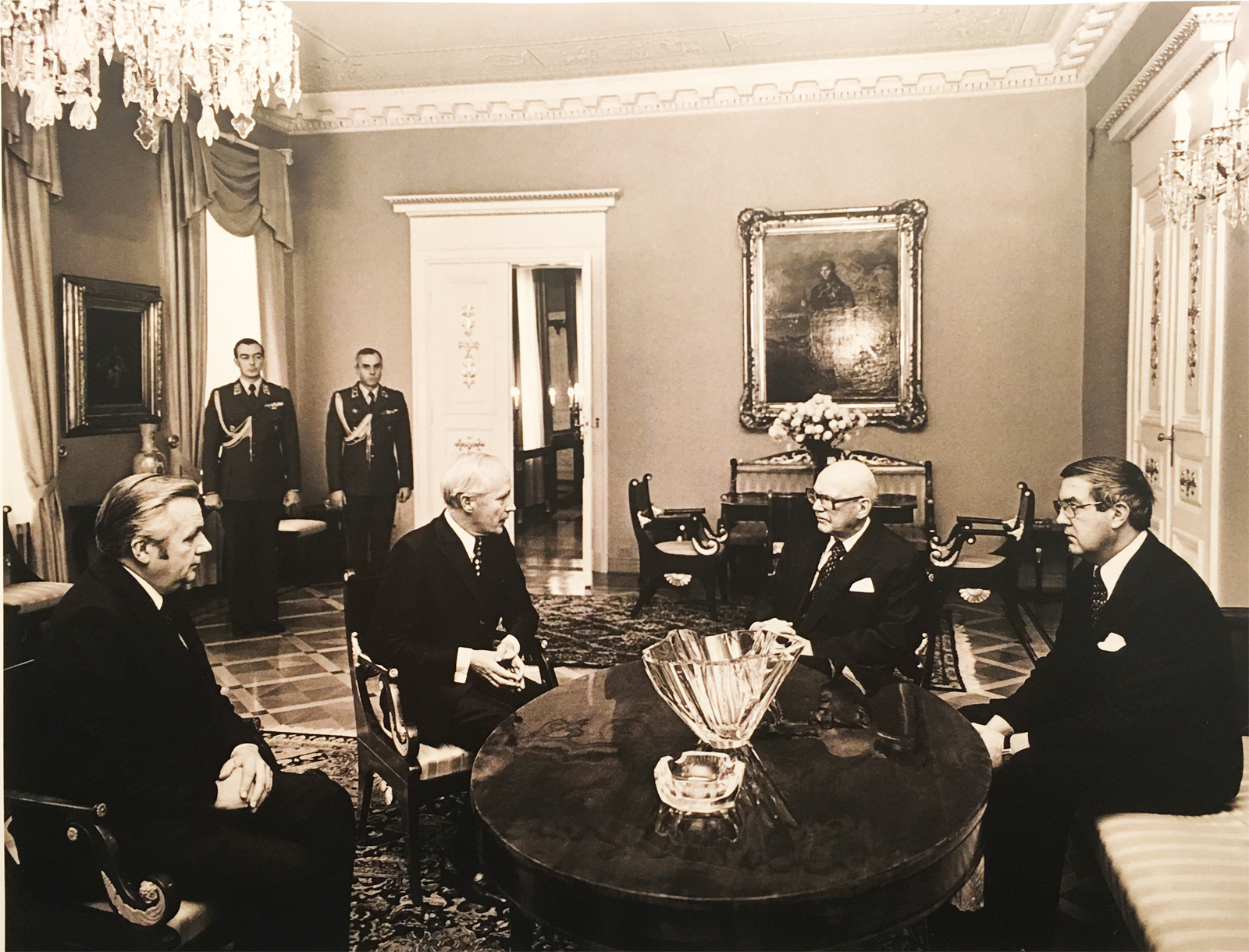 President-Kekkonen-meeting-the-CC-delegation-in-1970s